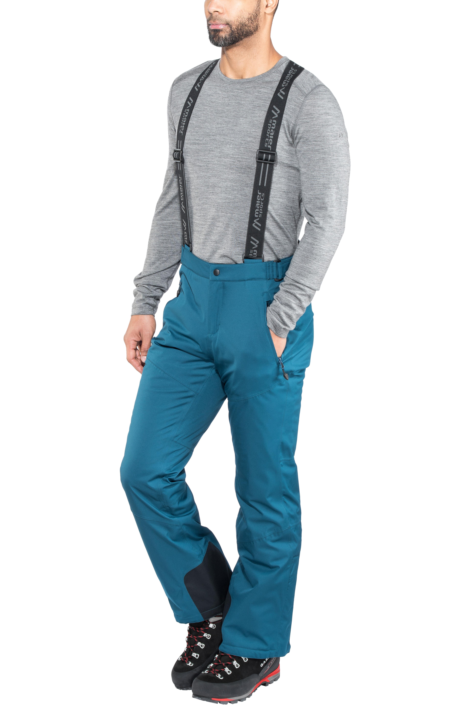 23558467e7 Maier Sports Anton 2 - Pantalon Homme - bleu sur CAMPZ !